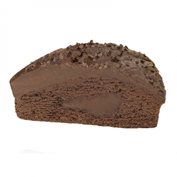 Tripple chocolate cake - kulatý